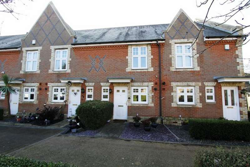 2 Bedrooms Terraced House for sale in Grey Lady Place, Billericay, Essex, CM11 1LU