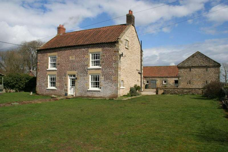 3 Bedrooms Farm House Character Property for sale in Prospect Farm, Cropton YO18 8HJ
