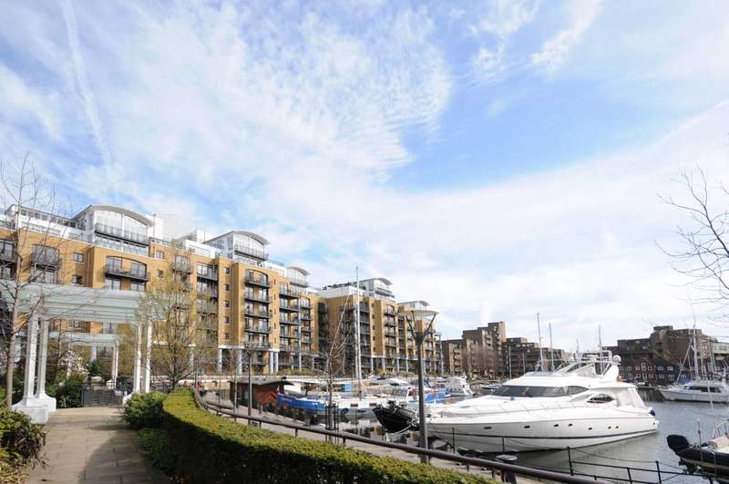 2 Bedrooms Flat for sale in Osprey Court, St Katharine Docks, E1W