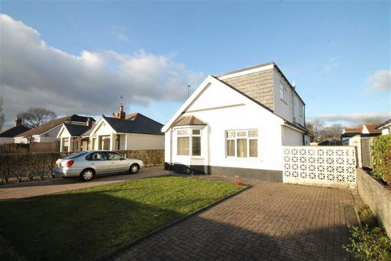 3 Bedrooms Detached Bungalow for sale in Welwyn Road, Whitchurch, Cardiff
