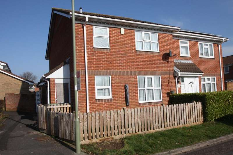 1 Bedroom Cluster House for sale in Dandelion Close, Gosport PO13