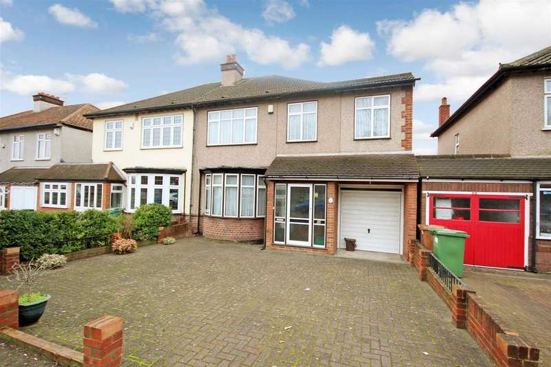 4 Bedrooms Semi Detached House for sale in Bridgen Road, Bexley, DA5 1JF