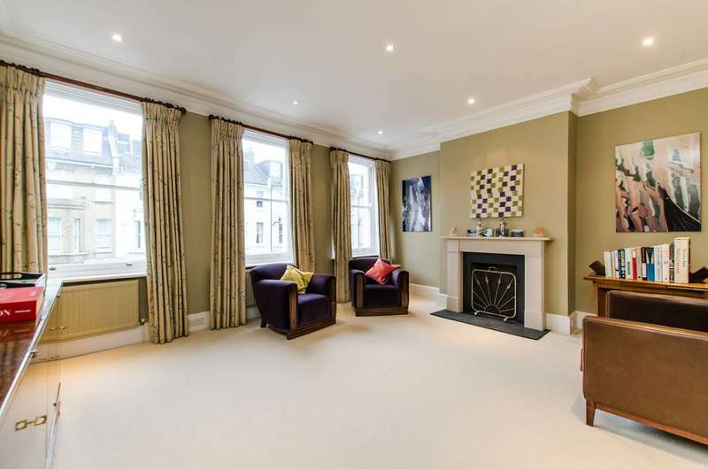 1 Bedroom Flat for sale in Beaufort Street, Chelsea, SW3