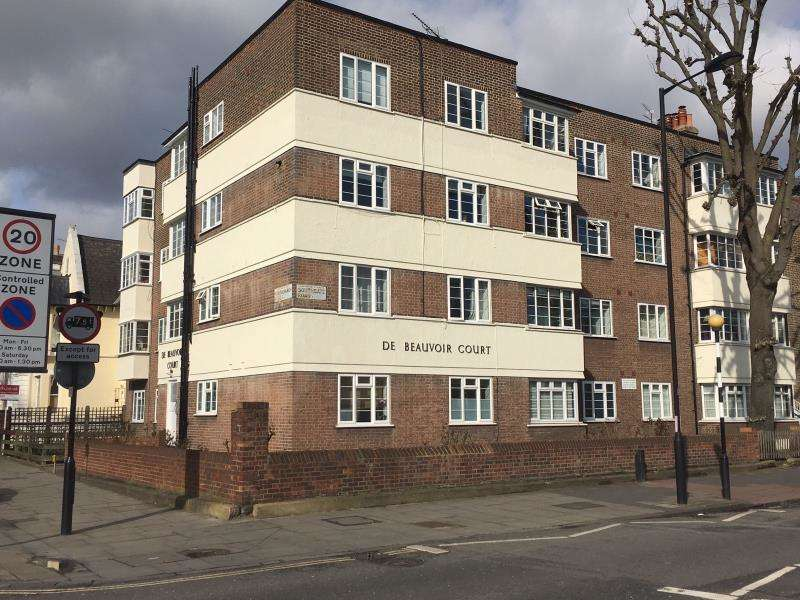 1 Bedroom Apartment Flat for sale in De Beauvoir Town, London N1