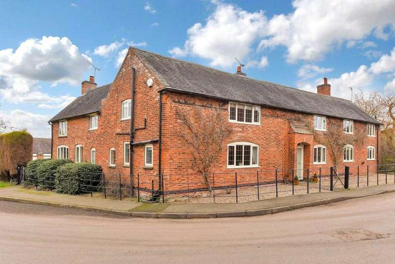 5 Bedrooms Detached House for sale in Bilstone, Nuneaton, Leicestershire