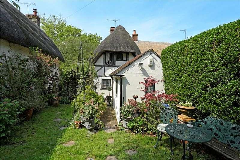 2 Bedrooms End Of Terrace House for sale in Sunton, Collingbourne Ducis, Marlborough, Wiltshire