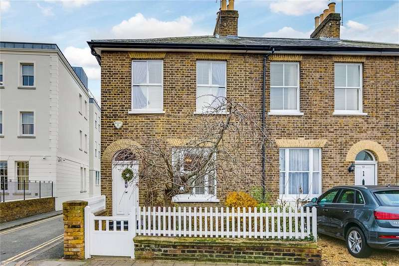 2 Bedrooms End Of Terrace House for sale in Kew Foot Road, Richmond, Surrey