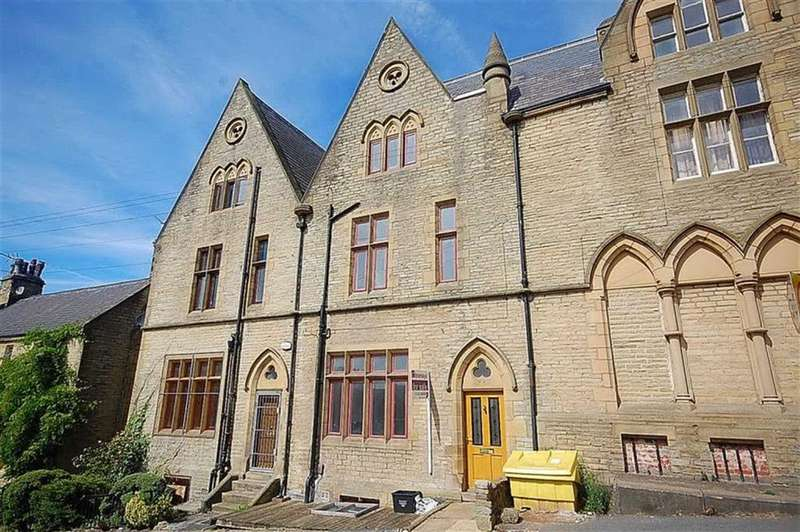 2 Bedrooms Terraced House for sale in Salisbury Place, Boothtown, Halifax, HX3