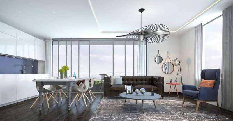 2 Bedrooms Apartment Flat for sale in The Stage, Shoreditch, EC2A