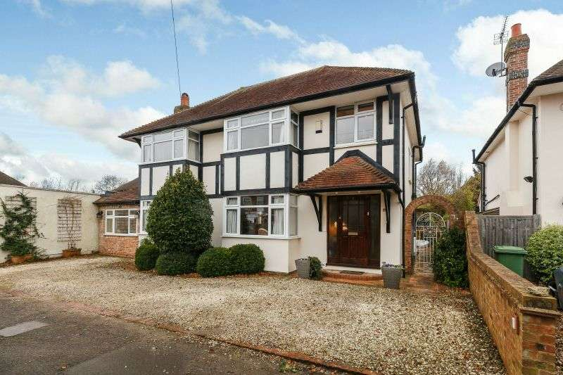 5 Bedrooms Detached House for sale in Plough Lane, Harefield, Middlesex, UB9