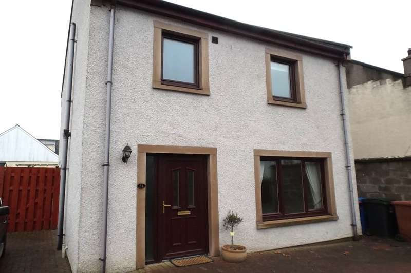 3 Bedrooms Detached House for sale in Maxwell Street, Fochabers, IV32