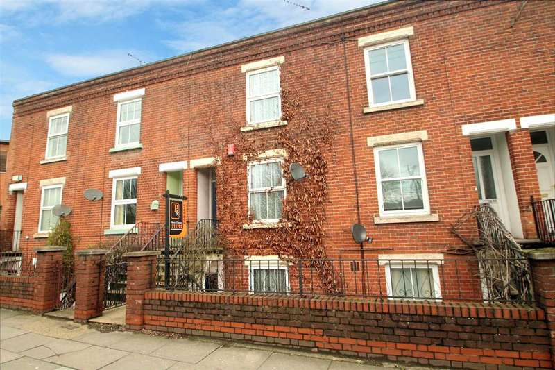 3 Bedrooms Town House for sale in Ranelagh Road, Ipswich