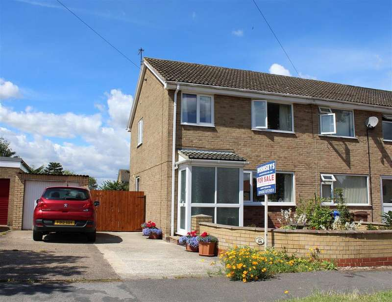 3 Bedrooms Semi Detached House for sale in Back Lane, Holme-On-Spalding-Moor, York