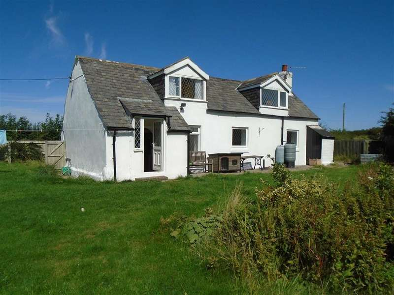 2 Bedrooms Cottage House for sale in Bromfield, Wigton, Cumbria