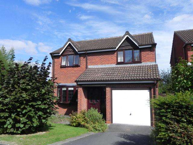 4 Bedrooms Detached House for sale in Foxlands Drive,Sutton Coldfield,West Midlands