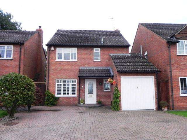 3 Bedrooms Detached House for sale in Stag Walk,Sutton Coldfield,West Midlands