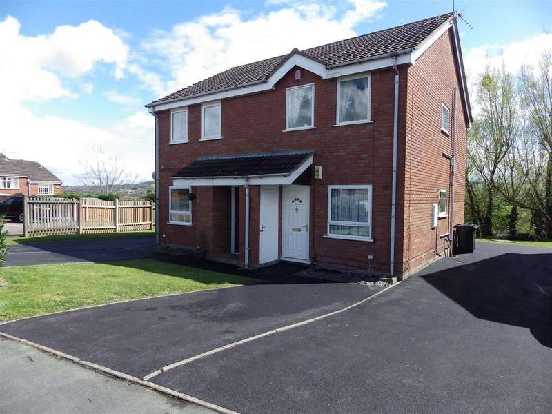 1 Bedroom Apartment Flat for sale in Hern Road, Brierley Hill