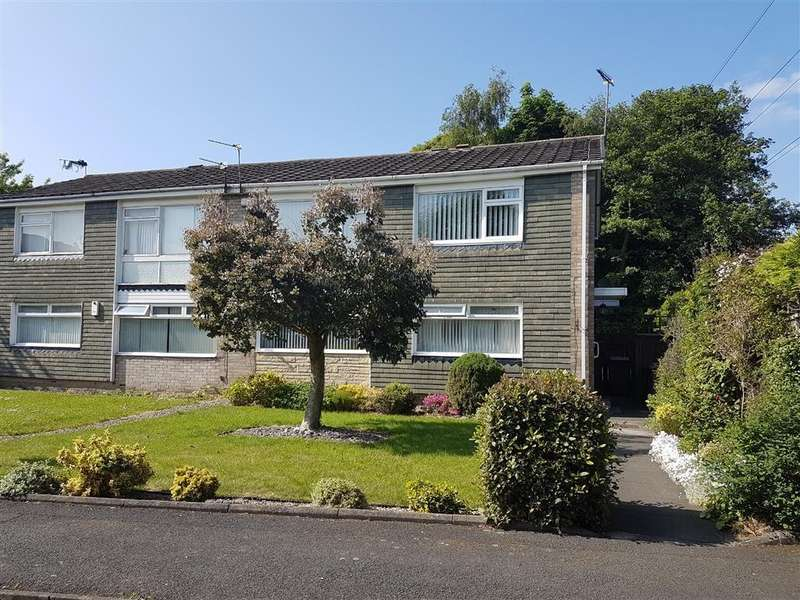 2 Bedrooms Flat for sale in Melness Road, Newcastle Upon Tyne, NE13