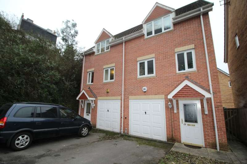 1 Bedroom Semi Detached House for rent in Eccles Way, Nottingham, NG3