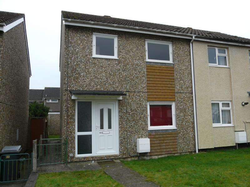 2 Bedrooms Semi Detached House for sale in Lancaster Square, Hungerford