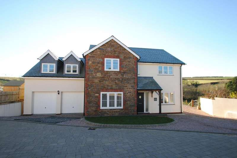5 Bedrooms Detached House for sale in Chichester Court, Shirwell