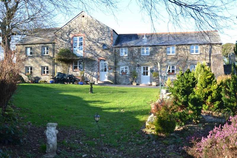 4 Bedrooms Detached House for sale in Lostwithiel, Cornwall