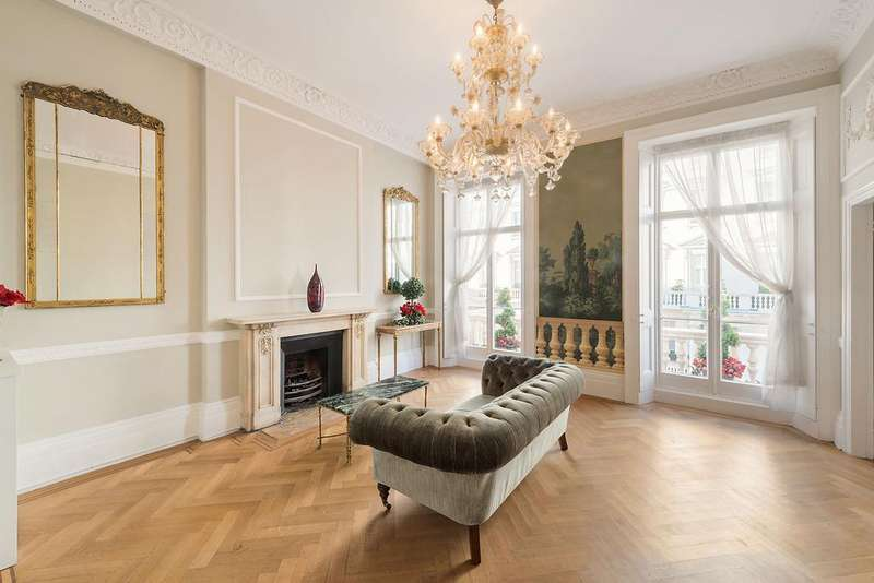 1 Bedroom Flat for sale in West Eaton Place, Belgravia