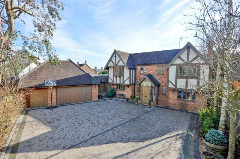 6 Bedrooms Detached House for sale in Chantry Road, Bishop's Stortford, Hertfordshire