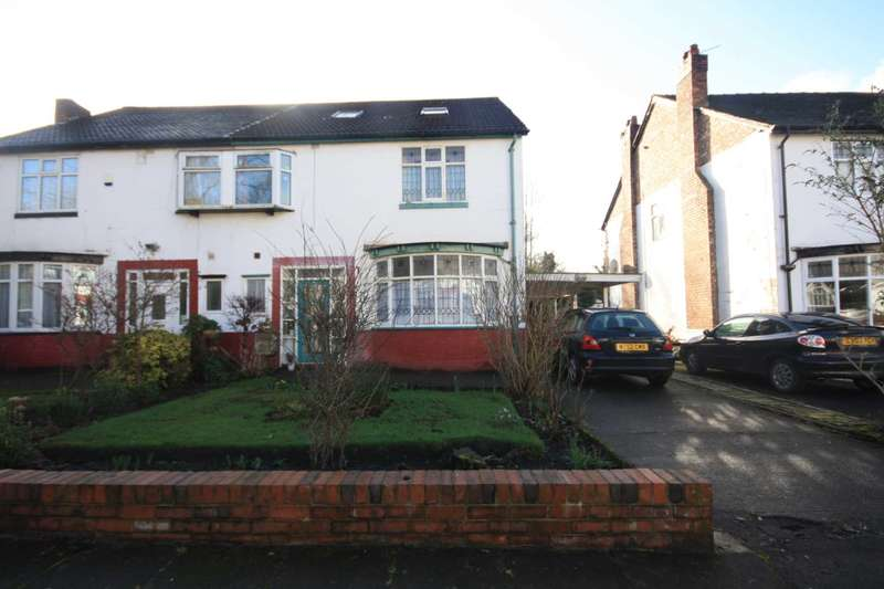 6 Bedrooms Semi Detached House for sale in Carlton Avenue, Prestwich