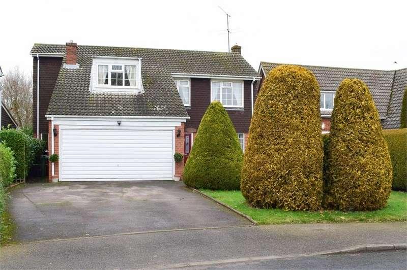 4 Bedrooms Detached House for sale in Chickney Road, Henham, BISHOP'S STORTFORD, Herts