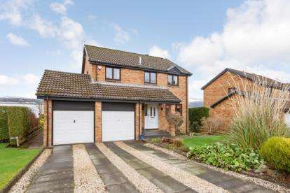 4 Bedrooms Detached House for sale in Seath Avenue, Langbank