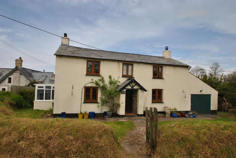 3 Bedrooms Detached House for sale in Eastcott, Morwenstow, Bude