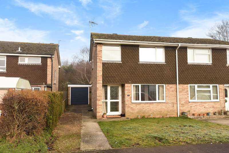 3 Bedrooms Semi Detached House for sale in Southmoor