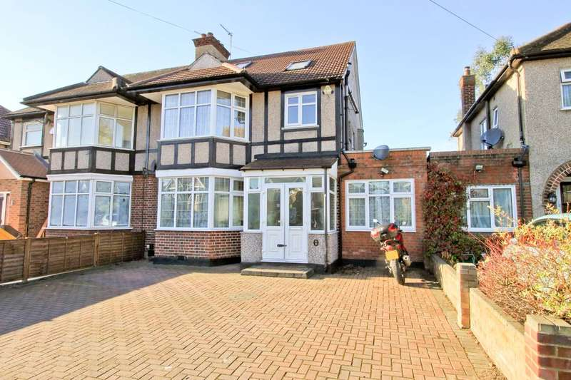 5 Bedrooms Semi Detached House for sale in Headstone Lane, North Harrow