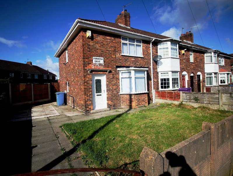 3 Bedrooms Terraced House for sale in Formosa Drive