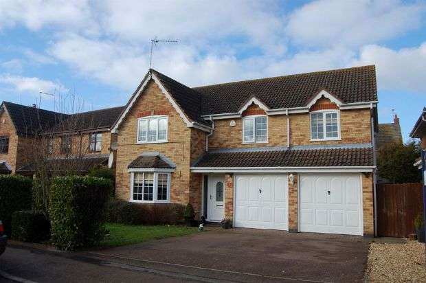 5 Bedrooms Detached House for sale in Muncaster Way, West Haddon, Northampton NN6 7DU