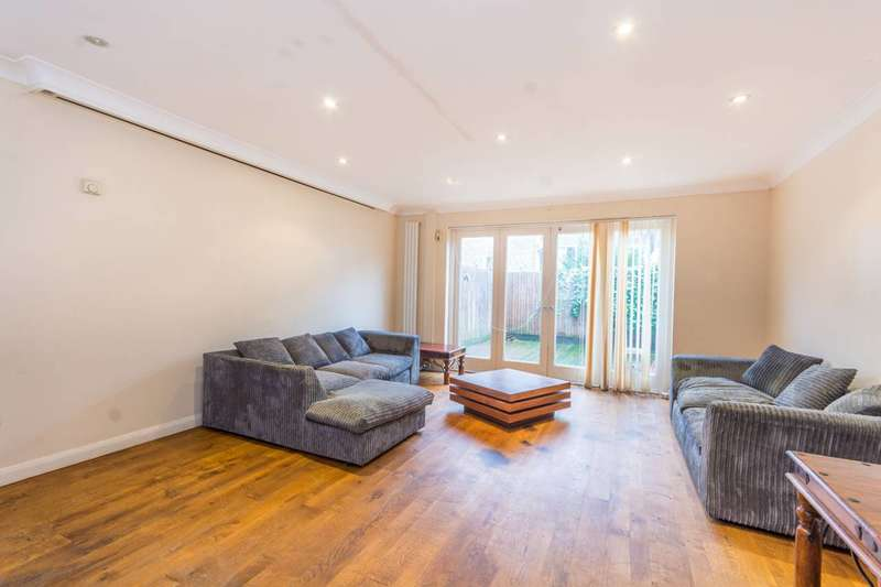 3 Bedrooms House for sale in Shirland Mews, Maida Hill, W9