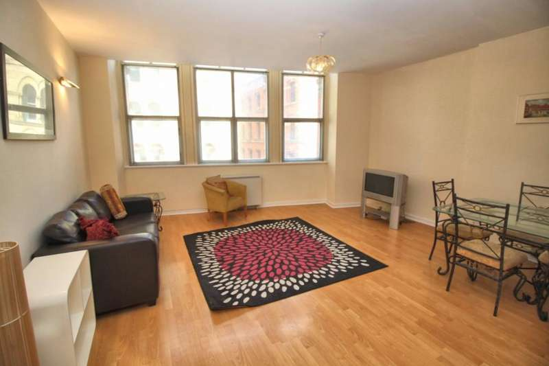 2 Bedrooms Apartment Flat for sale in Portland House, 103a Portland Street, Manchester, M1