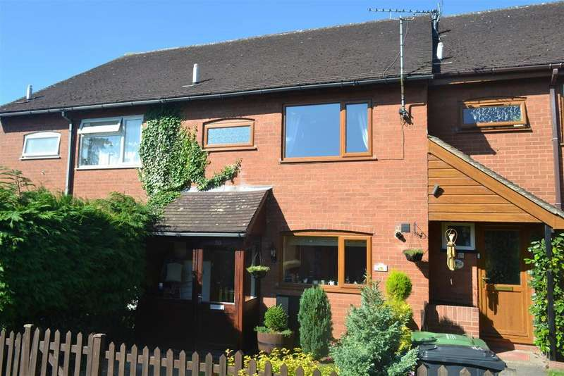 3 Bedrooms Terraced House for sale in Ebnal Close, Leominster