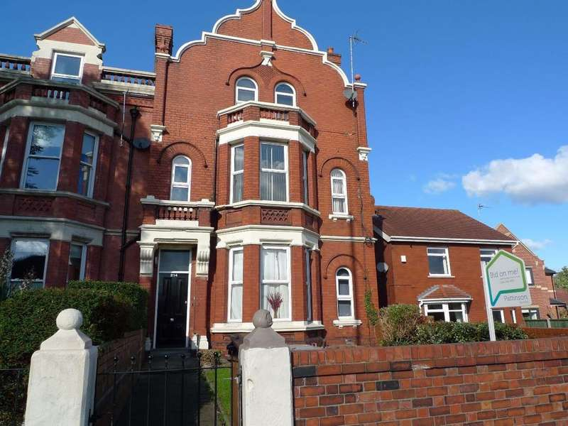 2 Bedrooms Flat for sale in Prescot Road, St Helens