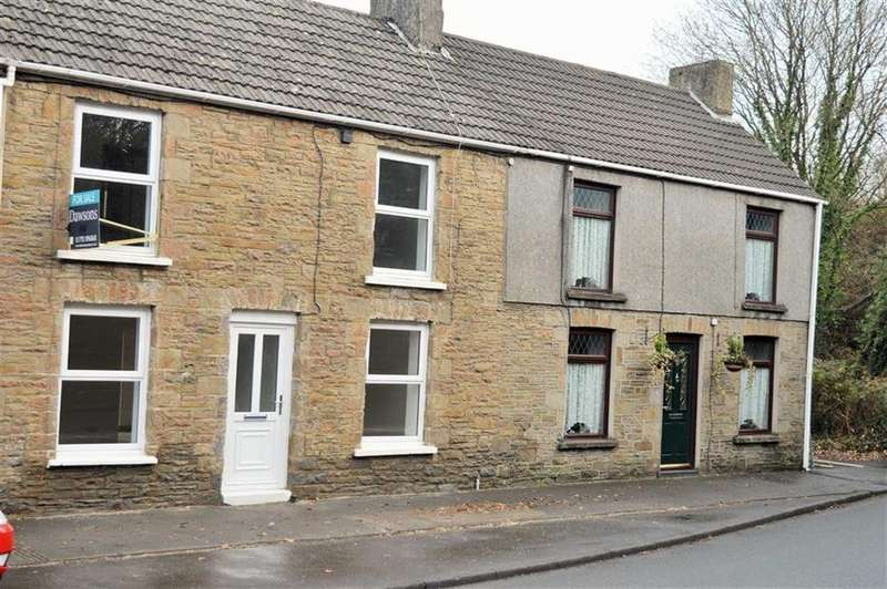 3 Bedrooms Terraced House for sale in Swansea Road, Swansea, SA4