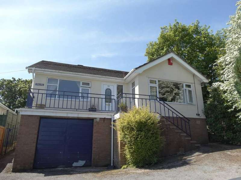 3 Bedrooms Detached Bungalow for sale in 39 Pen Y Bryn Road, Upper Colwyn Bay, LL29 6AG