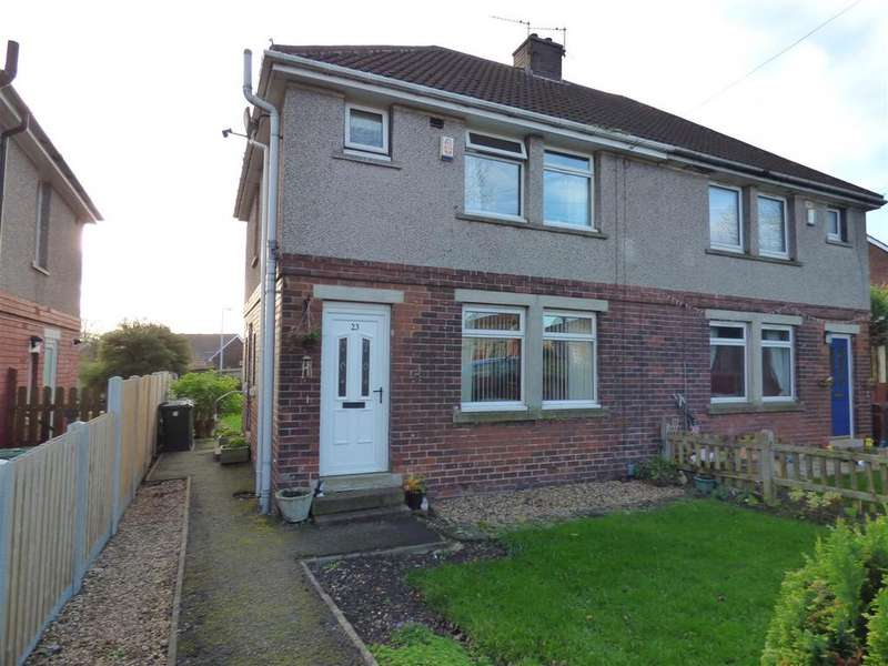 3 Bedrooms House for sale in Griffe Drive, Wyke, Bradford, BD12 8QB
