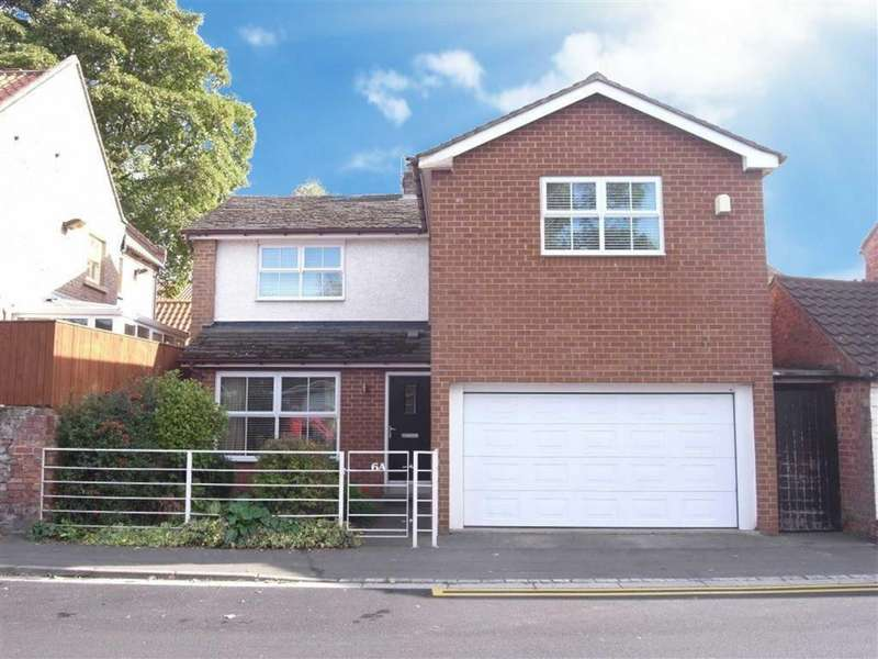 4 Bedrooms Detached House for sale in Roundhill Road, Hurworth, Darlington
