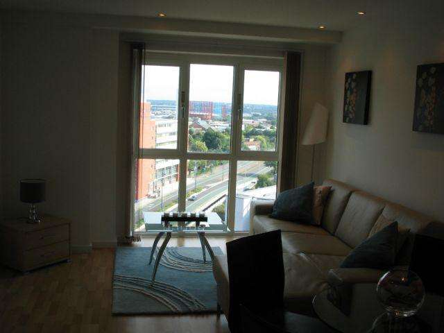 2 Bedrooms Apartment Flat for sale in INVESTMENT SALE - 12TH FLOOR MASSHOUSE 2 BED - WITH PARKING