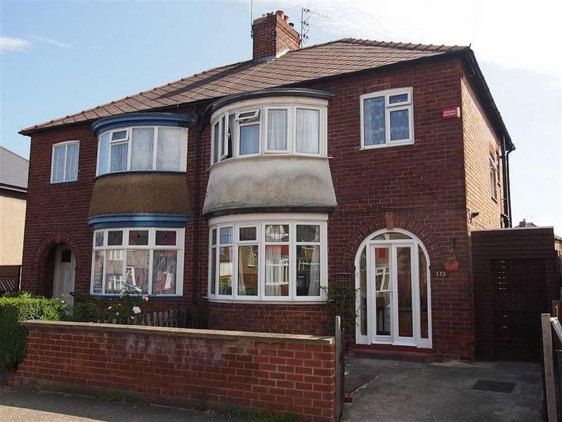 3 Bedrooms Semi Detached House for sale in Clifton Road, Darlington