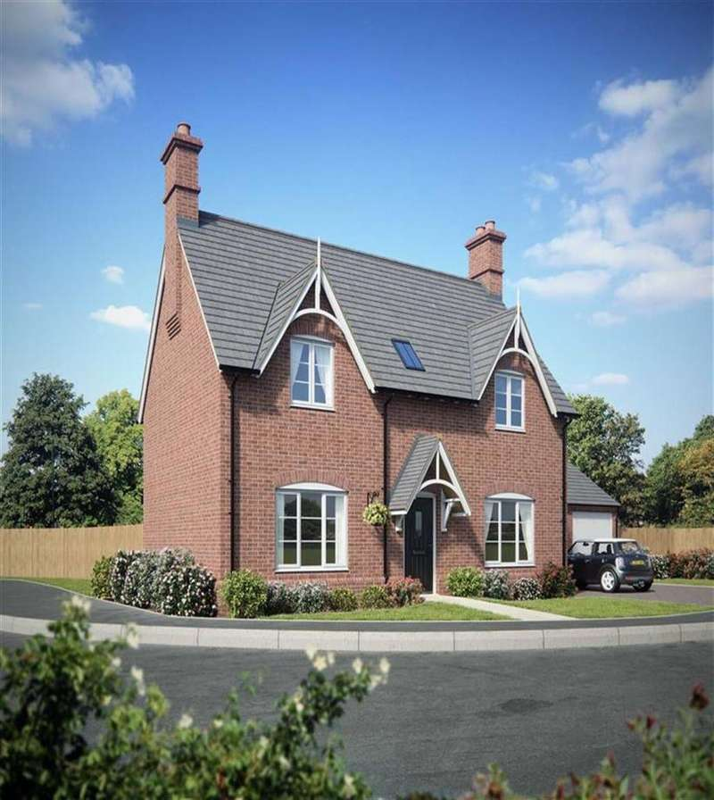 3 Bedrooms Detached House for sale in Off Rempstone Road, Wymeswold
