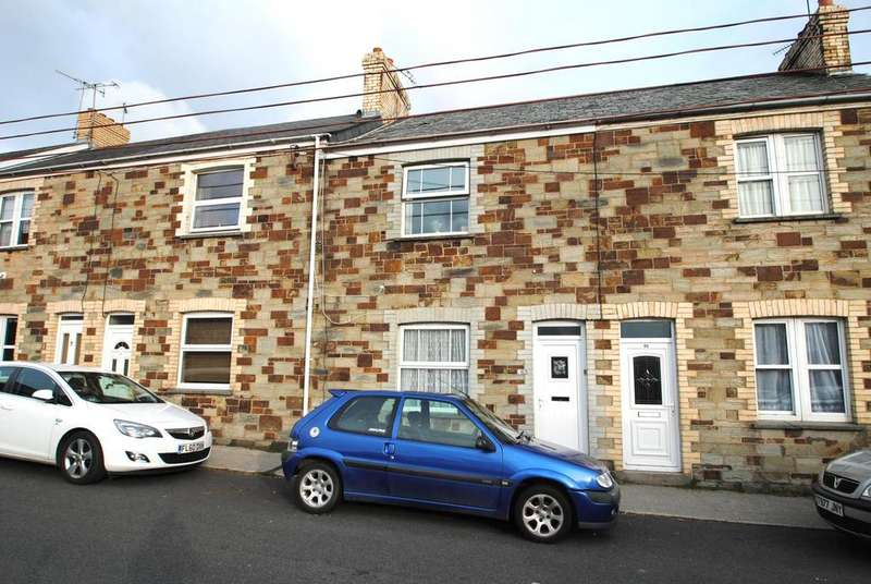 3 Bedrooms Terraced House for sale in St. Marys Road, Bodmin