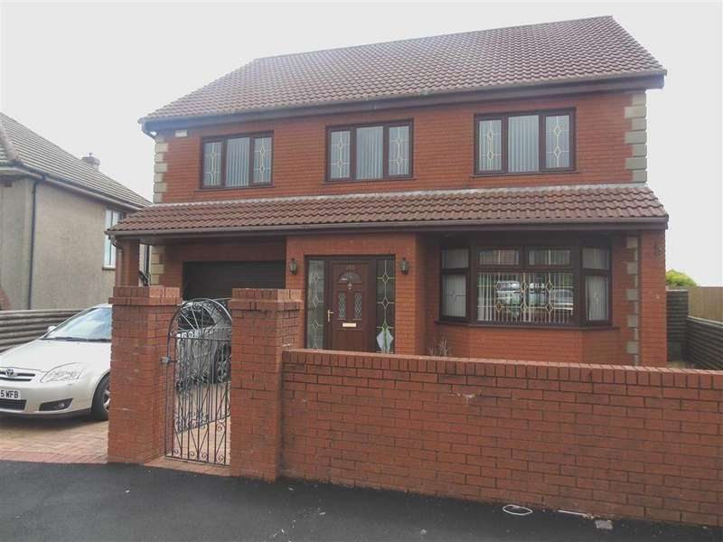 5 Bedrooms Detached House for sale in Vicarage Road, Morriston, Swansea