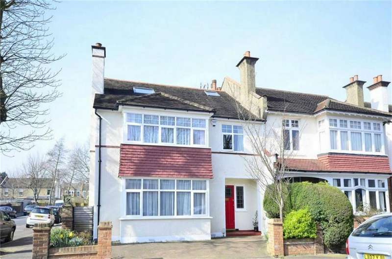 5 Bedrooms Semi Detached House for sale in Queens Road, Beckenham, Kent